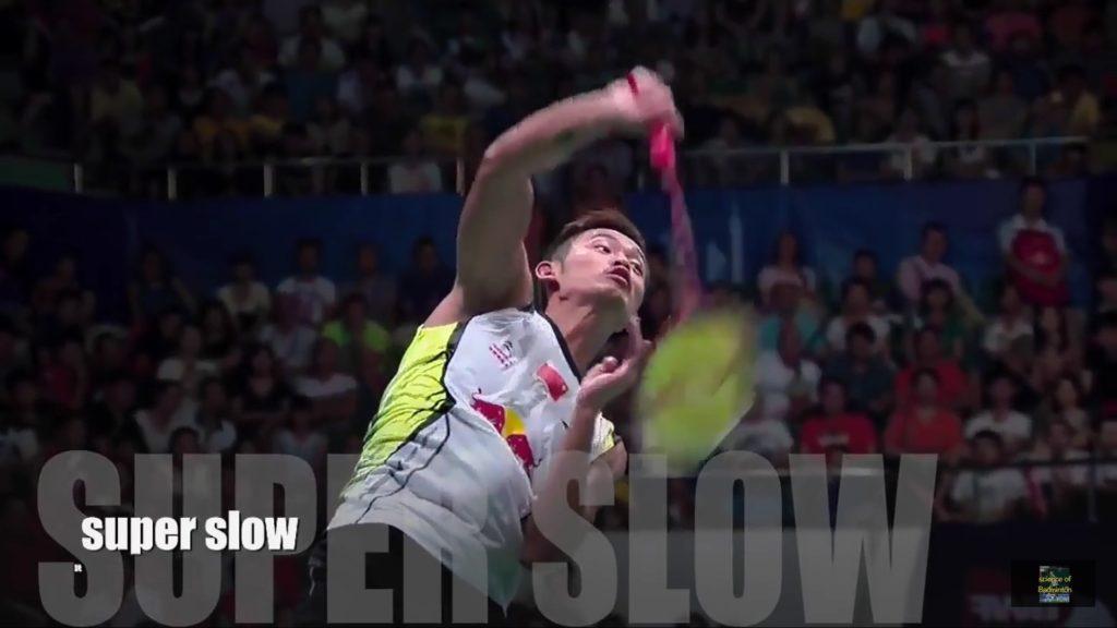 バドミントンの速いスマッシュを打つフォーム【肘・肩の使い方|ゼロポジション】