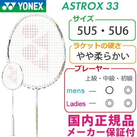 YONEX アストロクス33