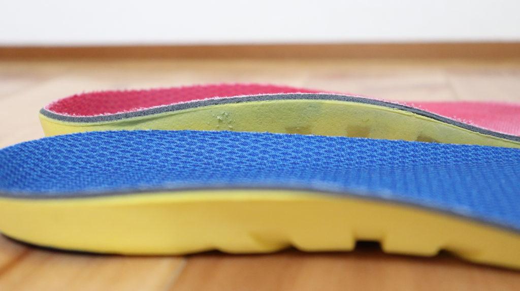 【インソール】運動時の疲労を抑える「ソフソール アスリート」のレビュー