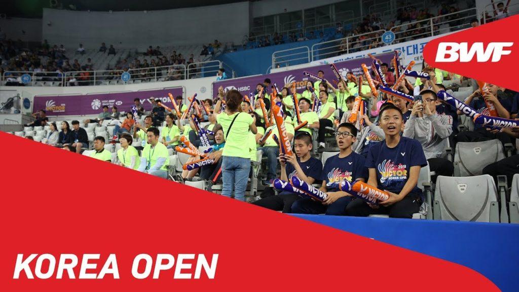 韓国オープン2019のYouTube動画紹介