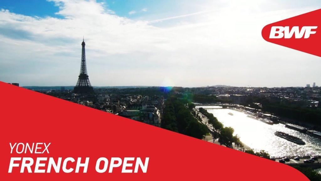 フランスオープン2019のYouTube動画紹介