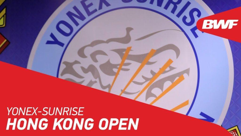 香港オープン2019のYouTube動画紹介