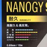 YONEX NANOGY95のパッケージ