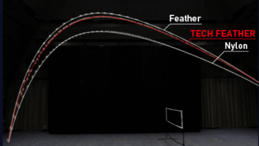 テックフェザー 飛行性能