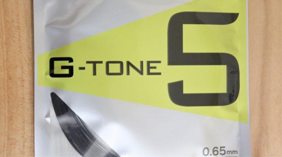 ゴーセン G-TONE5