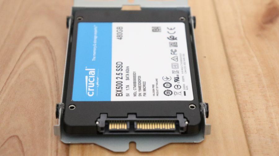PS4 SSD換装