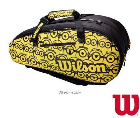 Wilson ミニオンズ ラケットバッグ