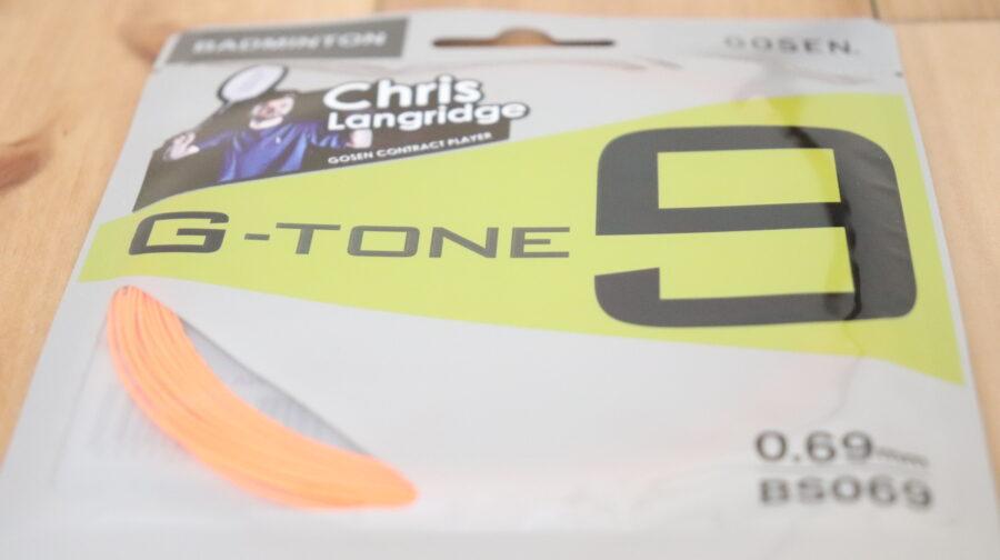 G-TONE9 パッケージ